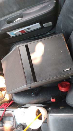 Bose speakers for Sale in Fontana, CA