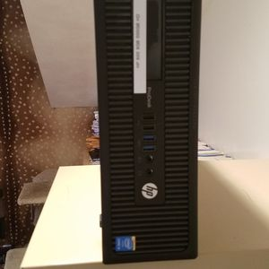 HP ProDesk 600 Computer Intel I5,3.20 GHZ, 8 GB RAM,500 GB HD,10 USB,WIN10 for Sale in Syosset, NY