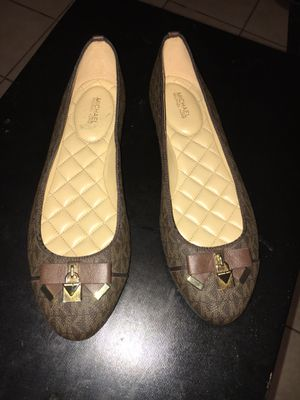 Michael Kors size 10 new flats $45 obo for Sale in Bakersfield, CA
