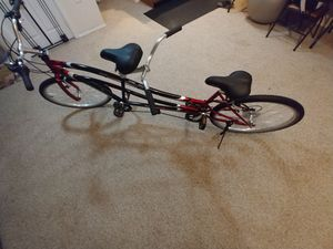 "BRAND NEW Northwoods 26"" Dual Drive 21 Speed Tandem Adult Bike for Sale in St. Peters, MO"