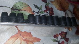 Snap on socket set tools for Sale in Marysville, WA