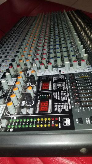 Behringer Eurodesk SX3242FX Mixer for Sale in Laurel, MD