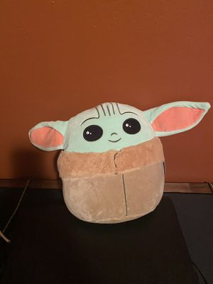 "Baby Yoda Squishmallow - 10"" New for Sale in Long Beach, CA"