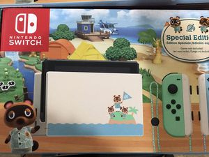 Nintendo switch animal crossing for Sale in Westminster, CA