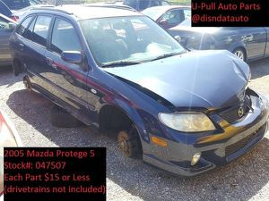 2003 Mazda Protégé @ U-Pull Auto Parts 047507 for Sale in Nellis Air Force Base, NV