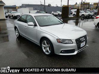 2011 Audi A4 for Sale in Tacoma,  WA