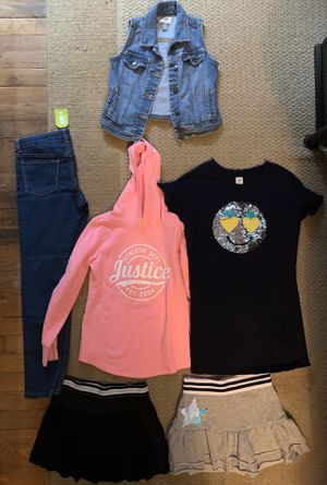 Girls clothes size 8... justice gap,Gymboree for Sale in Edgewater, NJ
