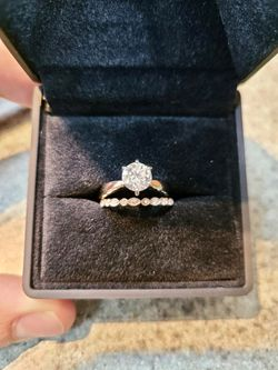 Engagement ring & wedding band for Sale in Broomfield,  CO