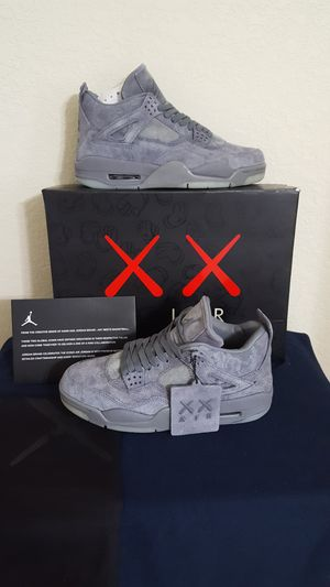Jordan 4 retro KAWS Size 8 for Sale in Waverly, FL