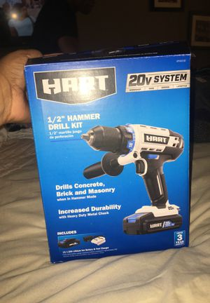 Hammer drill kit for Sale in Durham, NC