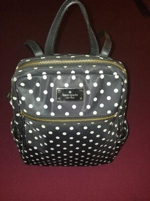 Authentic Kate Spade Nylon Backpack Purse for Sale in Fort Lauderdale, FL