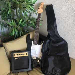 BC Guitar Setup for Sale in Long Beach, CA