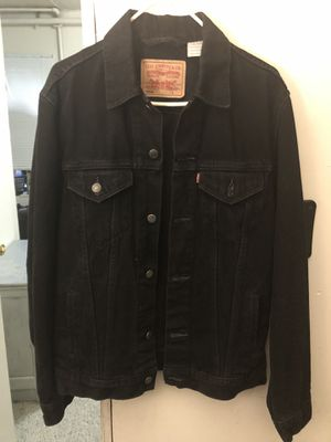 Levi's jacket jean for Sale in Bronx, NY