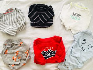 Bag of baby boy clothes for Sale in Auburndale, FL