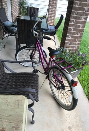 Beach cruiser bike for Sale in Fort Worth, TX