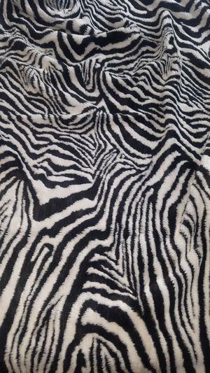 Zebra blanket for Sale in Tujunga, CA