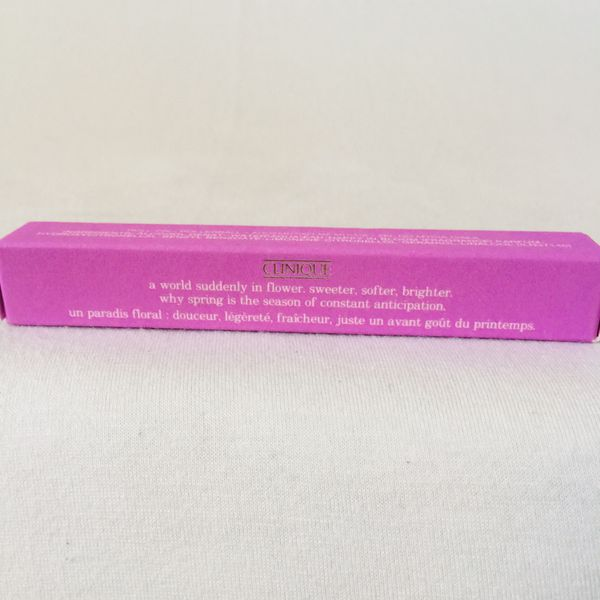 Clinique happy in bloom perfume rollerball 10ml