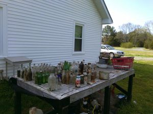 Old antique bottles for Sale in Murfreesboro, TN