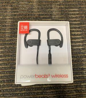 Powerbeats 3 Bluetooth headphones for Sale in Coronado, CA