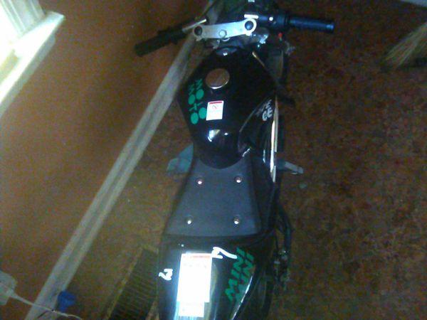 Mini bike Honda cyclone