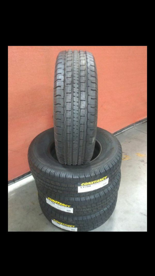LT245-75-17 Constancy Tires