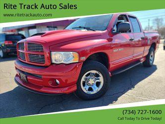 2005 Dodge Ram Pickup 1500 for Sale in Wayne,  MI