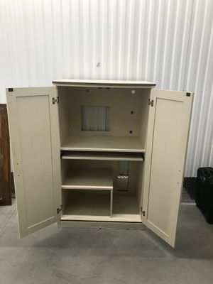 Computer / gaming Armoire for Sale in Las Vegas, NV