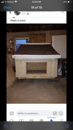Custom built Dog House for Sale in Lansing, IL