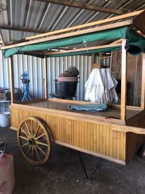 Peddlers cart for Sale in Wichita Falls, TX