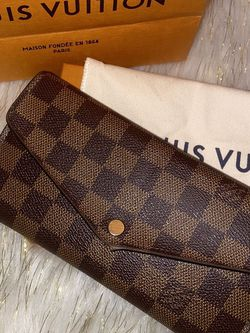 DAMIER LOUIS VUITTON WALLET for Sale in Baltimore,  MD