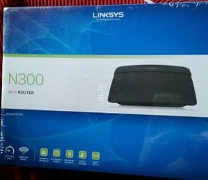 Linksys N300 WiFi Router for Sale in Santa Ana, CA