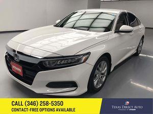 2018 Honda Accord Sedan for Sale in Stafford, TX
