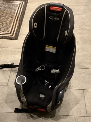 8 Position Car Seat - Expands as your Child Grows for Sale in Charlotte, NC