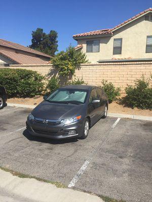 2012 Honda Insight. Salvage t for Sale in Moreno Valley, CA