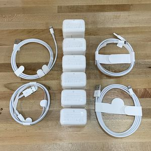 NEW Lightning Cable and 12W Charger for iPhone iPad Pro 12 ProMax for Sale in Los Angeles, CA