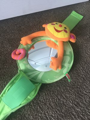 Baby car mirror for back seat for Sale in San Antonio, TX