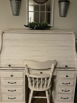 Shabby Chic Desk for Sale in Buckley,  WA