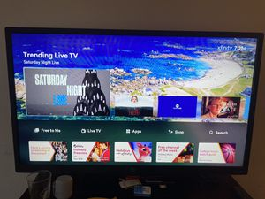 50 inch TV with Xbox 360 for Sale in Colorado Springs, CO