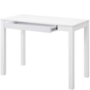 """WHITE NEW DESK / VANITY / BRAND NEW IN BOX ALMOST SOLD OUT Dimensions: 30""""H x 40""""€W x 20""""€D. NEW IN BOX for Sale in Buena Park, CA"""