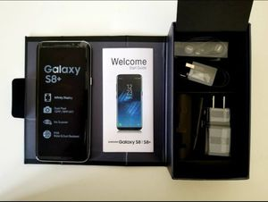 """Samsung Galaxy S8 plus 64GB FACTORY UNLOCKED"""" Like new with warranty for Sale in Silver Spring, MD"""
