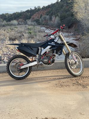 2008 CRF 450 r Dirt Bike for Sale in Young, AZ