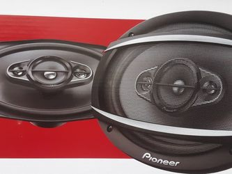 PIONEER 1 Pair 6×9 4 Way 450 watts Car Speakers for Sale in Commerce,  CA