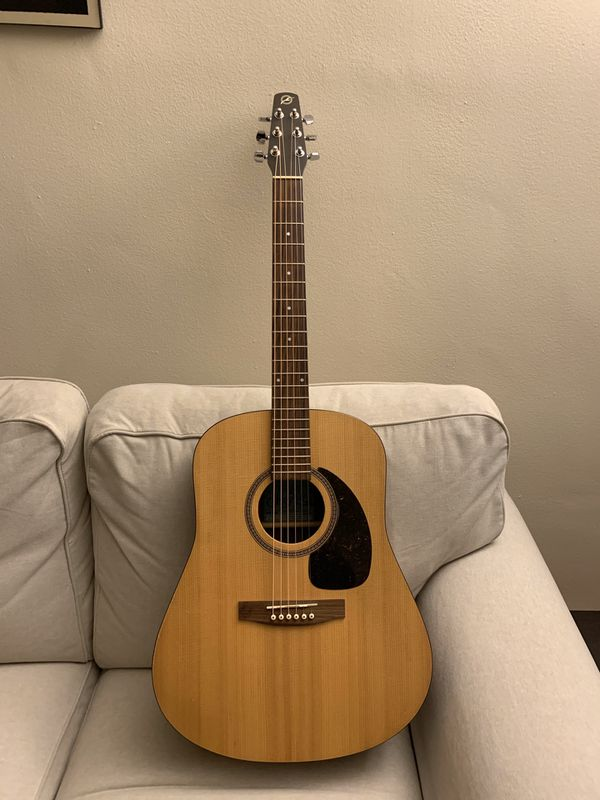 Seagull S6 Mahogany Spruce Acoustic Guitar