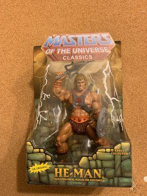 He-Man MOTU Action Figure *RARE* for Sale in La Mesa, CA