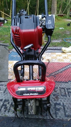 Rototiller 4 cycle for Sale in Plumsted Township, NJ