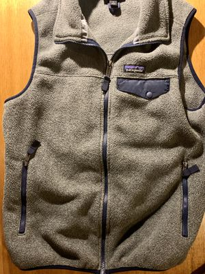 Patagonia Synchilla Men's Vest - S for Sale in Scottsdale, AZ