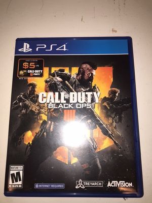 Black ops 4 for Sale in Baytown, TX