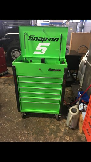 Snap on toolbox for Sale in Clinton, TN