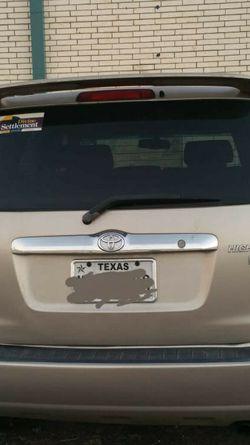 2007 Toyota Highlander Hybrid Limited for Sale in Cedar Hill,  TX