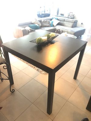 Wood table for Sale in Tamarac, FL